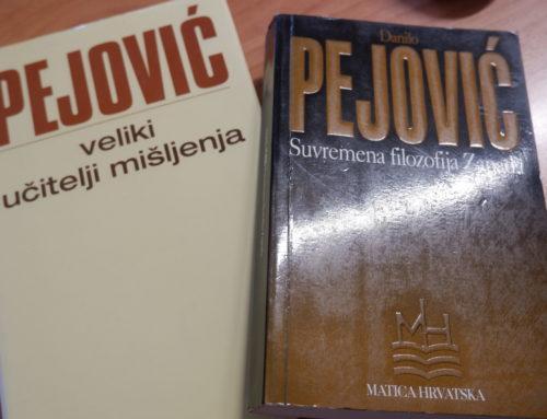 Na današnji dan u Ludbregu rođen Danilo Pejović, znanstvenik i filozof