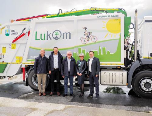 U Lukom stiglo novo vozilo za odvoz i kompaktiranje otpada