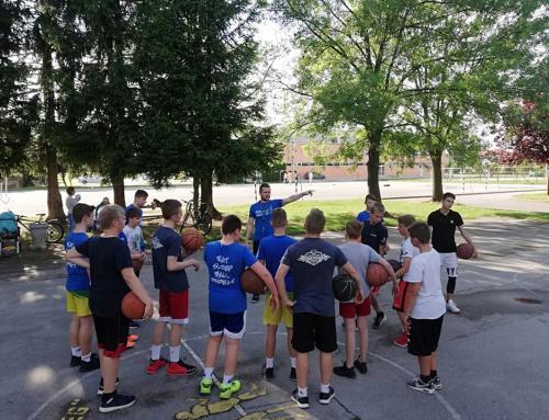 "Mladi košarkaši ""Grafičara"" krenuli s treninzima"