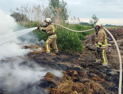 Ludbreški vatrogasci kroz protekla četiri dana imali dvije požarne intervencije