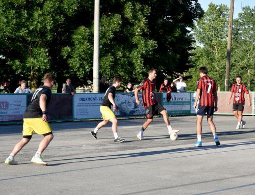 Održan noćni malonogometni turnir u Sigecu Ludbreškom