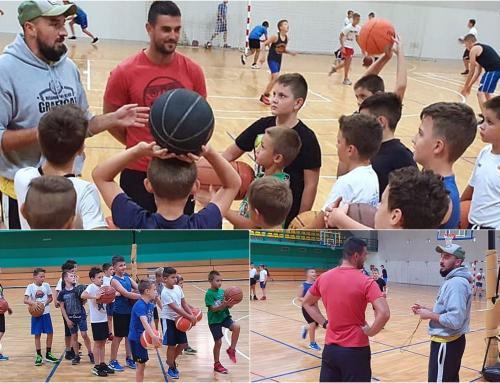 Mladi košarkaši KK Grafičar dobili novog trenera