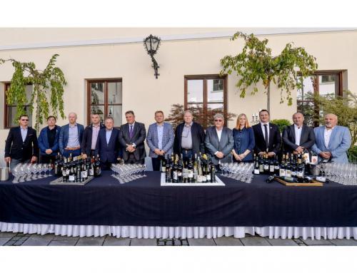 Predstavljena nagrađena vina Varaždinske županije