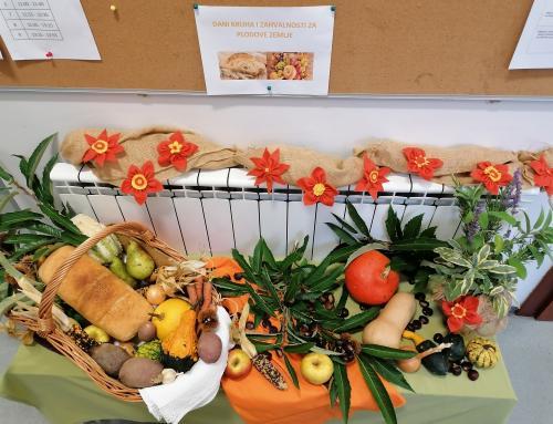 Srednja škola Ludbreg obilježila Dane kruha
