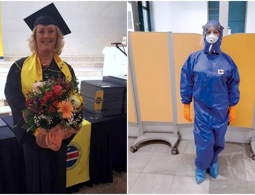 Vesna Šalig – glavna medicinska sestra na varaždinskom Odjelu za infektologiju