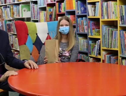 Daria Rusak pobjednica Nacionalnog kviza za poticanje čitanja u Ludbregu