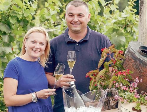 Tomislav Stručić: 'Nadam se da će se ludbreško vinogorje razvijati i biti prepoznato'