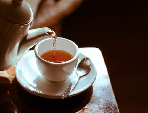 Jeste li čuli za legendu o čaju?