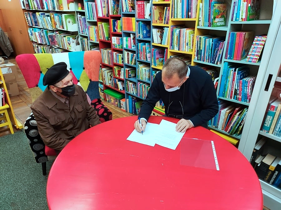 Foto: Gradska knjižnica Ludbreg