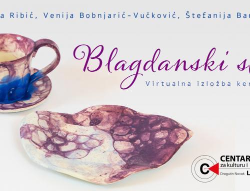 """Ludbreg petkom: U pripremi je virtualna izložba keramike """"Blagdanski stol"""""""