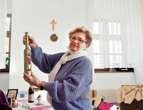 Udruga umirovljenika Ludbreg: U malom krugu nastaju brojni radovi