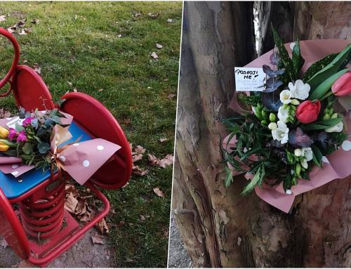'Dan usamljenih buketa' obilježen i u Ludbregu