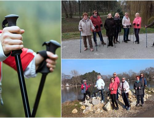 Ove nedjelje započinje festival 'Welcome Spring' – prva aktivnost je nordijsko hodanje
