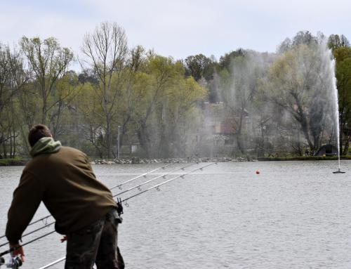 Prvomajsko ribičko natjecanje