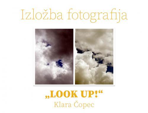 Danas otvorenje izložbe fotografija s tematikom neba