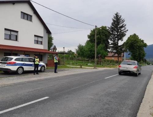 Policija nudi mogućnost da predložite lokacije pojačanog nadzora brzine u svom mjestu