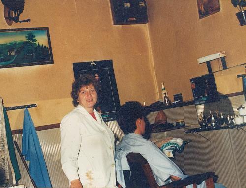 Sjećate li se brijačnice Ljubice Kelemen?