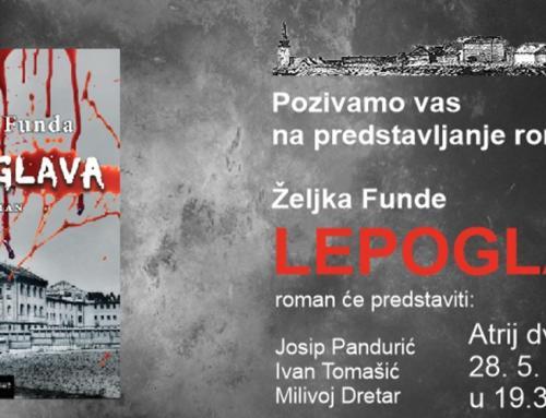 U petak predstavljanje knjige Željka Funde