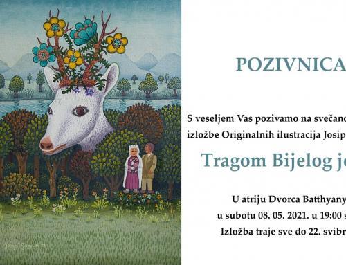 Najavljujemo: Izložba originalnih ilustracija Josipa Generalića