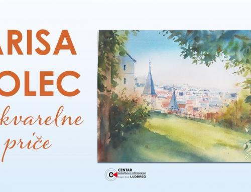 'Akvarelne priče' danas u izložbenom prostoru dvorca Batthyany
