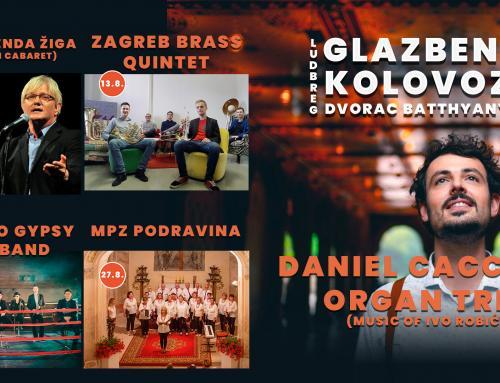 Najavljujemo: Glazbeni kolovoz u Ludbregu