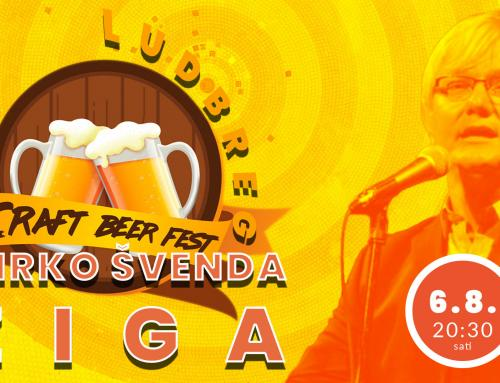 Uzbudljiv vikend – Craft beer fest, koncert Mirka Švende Žige, bonsai radionica, stand up komedija