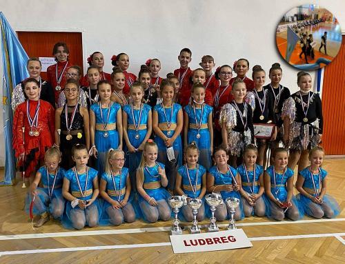 Ludbreške mažoretkinje i Twirling klub Ludbreg kući donijeli 5 državnih medalja