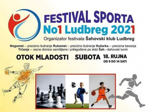 Festival sporta na Otoku mladosti