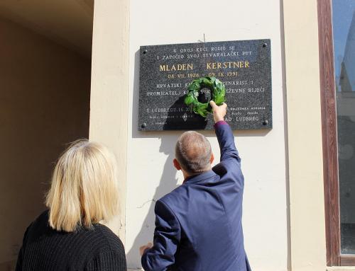30. godišnjica smrti Mladena Kerstnera