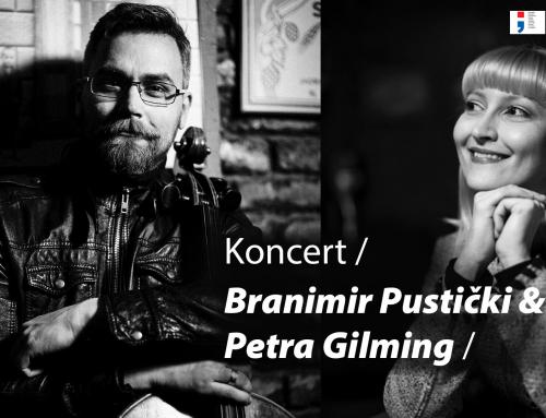 'Ludbreg petkom' donosi koncert Branimira Pustičkog i Petre Gilming