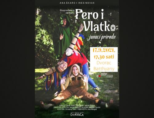 Predstava za djecu ovog petka u atriju ludbreškog dvorca