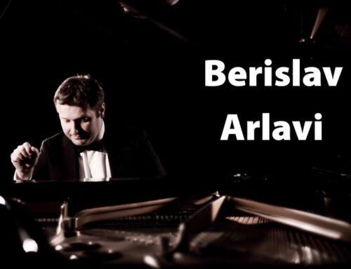 Višestruko nagrađivani pijanist Berislav Arlavi stiže u Ludbreg